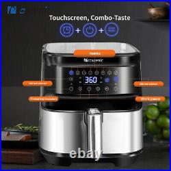 1700W Alexa Air Fryer Electric Hot Air Cooker Roasting OilLess Oven Touchscreen