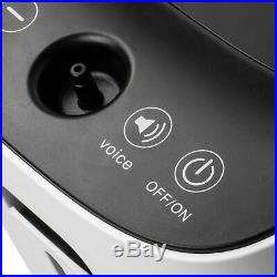1-6L Adjustable Oxy-Concentrator Oxygen-Generator Air Purifier Machine Voice FDA