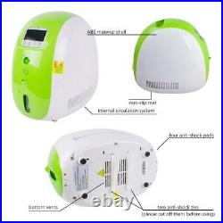 1-6L/min Adjustable Portable 02 Concentrator Air 02 Machine for Home /Travel Use