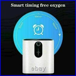 1-7L/min Adjustable Portable 0xygen Concentrator 0-xygen Machine for Home 110V