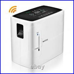 1-8L/Min Portable 93% O2-OXYGEN Generator Concentrator Adjustable Health Care