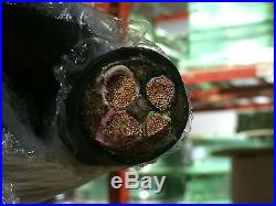 300' 2/4 SOOW SO Portable Power Cord Lasting Adjustable Wire Cable 600V