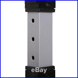 Adjustable Pair of Barbell Squat Racks Portable Stand Weight Lifting Bench Press