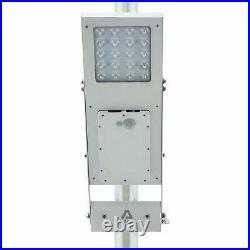 Alpha 1080X Solar Street Light