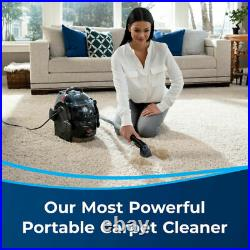 BISSELL 3624 SpotClean Pet Pro Portable Carpet Cleaner FREE SHIPPING
