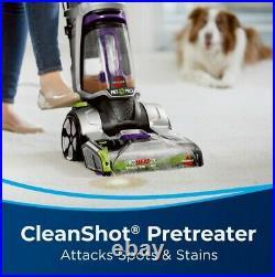 BISSELL ProHeat 2X Revolution Pet Pro Carpet Cleaner 1986R Refurbished