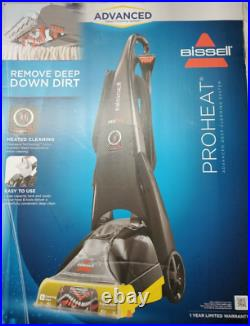 BISSELL Proheat Advanced Full-Size Carpet Cleaner Carpet Washer 1846 New in hand