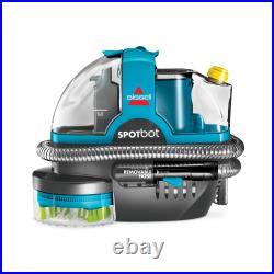 BISSELL SpotBot Pet handsfree Spot and Stain Portable Deep Carpet Cleaner 2117