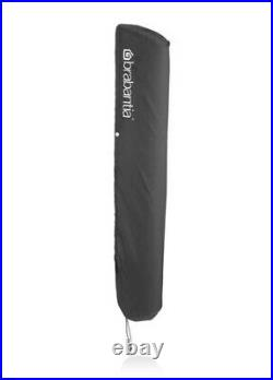 BRABANTIA Wall Fix Rotary Fold Away Clothes Line 24mm With Cover Wall Mount Washin