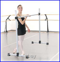 Ballet Barre B48 Portable 4ft Single Bar Stretch/Dance Bar Vita Vibe NEW