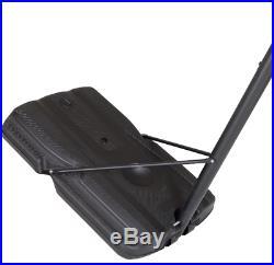 Basketball Hoop Goal Adjustable 44-Inch Portable Backboard Pole Outdoor Sport