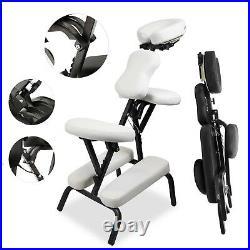 Beauty Stool Chair Tattoo Massage Adjustable Portable Folding Therapy Body Salon
