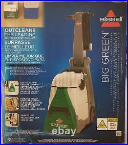 Big Green Machine Professional Carpet Cleaner 86T3