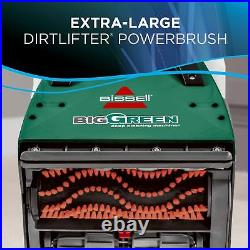 Bissell Big Green Professional Carpet Cleaner Machine 86T3 Big Green Only