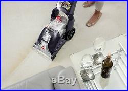 Bissell Carpet Cleaner Shampooer Upright Heat Steam Home Powerful Deep Clean Pet