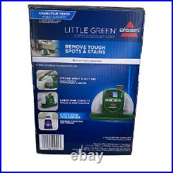 Bissell Little Green Spot and Stain Cleaning Machine, 1400M