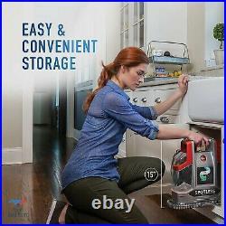 Carpet Shampooer Cleaner Machine Spot Cleaning Vacuum Wet Vac Professional NEW