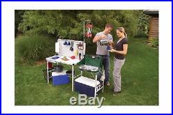 Coleman 2000020275 Pack-Away Deluxe Portable Kitchen