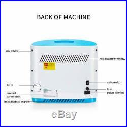 DEDAKJ DDT-1B Adjustable Portable Oxygen Concentrator 1-6L/min AC 110V Blue