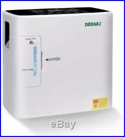 DEDAKJ DE-1Se-A Oxygen Concentrator 1-6L/min Adjustable Portable Oxygen Machine