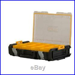 DEWALT Tool Box, Machinist Tools Drawer, Portable Storage Kit, Rolling Organizer