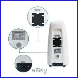 DHL 1-5L/min Adjustable Portable Oxy Concentrator Oxy Machine High purity 93%±3%