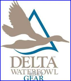 Delta Waterfowl Migratory Table Steel Black Adjustable Portable Fish Game Duck