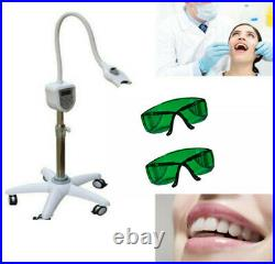 Dental Mobile Teeth Whitening Machine MD669 Cold Light Lamp Bleaching Accelerato