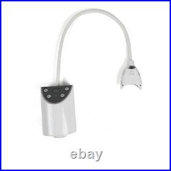 Dental Teeth Whitening System Accelerator Tooth Beauty Bleaching LED Light Lamp