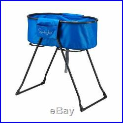 Dog Cat Wash Shower Pet Bath Tub Indoor Outdoor, Stand Grooming Portable Folding