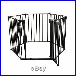 Dreambaby Baby / Child Safety Royale Converta 3 In 1 Play Pen Gate Black