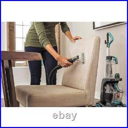 Dual Power Upright Carpet Cleaner Machine Shampooer Rug Spot Pet Professional