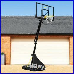 FORZA Adjustable Basketball Hoop And Stand System Portable Basketball Goal