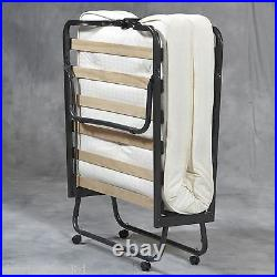 Folding Bed Memory Foam Mattress Roll Away Guest Portable Sleeper Home Pull Out