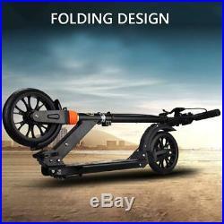 Folding Scooter Adjustable Hand Brake Great Value Ultralight Skateboard Portable