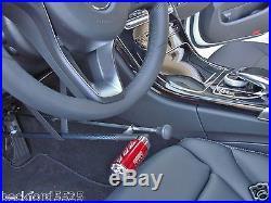 Handicap portable car hand controls Z-18, Adjustable-Lightweight-High Quality