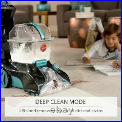 Hoover Power Scrub Elite Carpet Cleaner with HeatForce, FH50250 Blue-Free Shipping