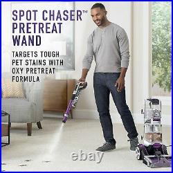 Hoover SmartWash Automatic Carpet Cleaner Machine FH53000PC, Purple