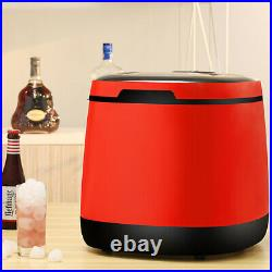 ICEPLUS/ICEFEAST Portable Ice Maker Countertop Ice Cube Compact Machine