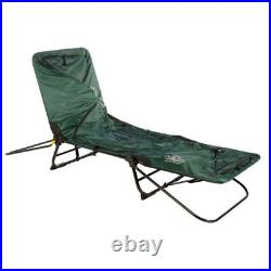 Kamp-Rite Original Portable Durable Versatile Cot, Chair, & Tent, Easy Setup