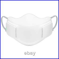 LG PuriCare Wearable Air Purifier Smart Mask HEPA AP300AWFA White