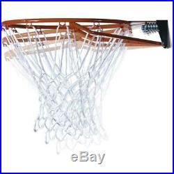 Lifetime Front Court 48 in. Portable Adjustable Basketball Hoop System, Black