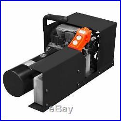 Mini Scissor Car Lift 6200 LB Capacity Portable 110V