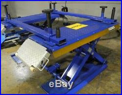 New 6,000 lbs. Mobile, MR6K-38 6K Portable Mid-Rise Automotive Car Frame Lift