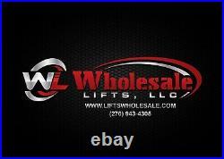 New AMGO LR06 6,000 LB Portable Low-Rise Lift