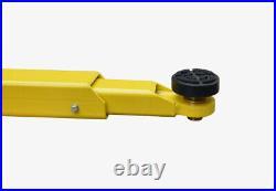 New AMGO SML-6 6,000 lb Portable Single Post Lift