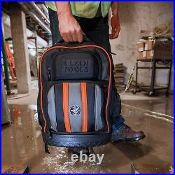 New Klein Tools 55603 Tradesman Pro Tablet Backpack