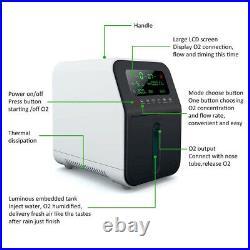 OSITO Household Oxygen Koncentrator Machine Remote Control Oxygen Processor AU