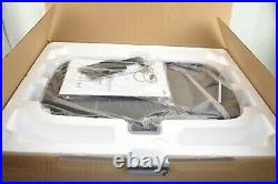 Pampered Chef Deluxe Electric Grill & Griddle Set 100348 Countertop Kitchen