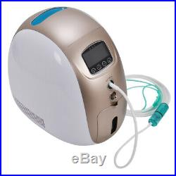 Portable 1-5L Adjustable Household Air Concentrator Generator Air Purifier